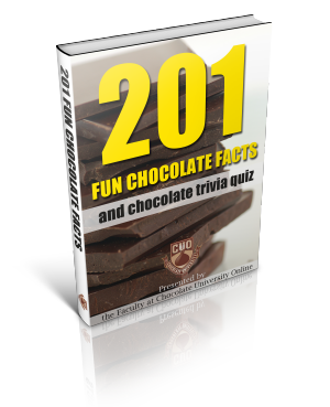 201 Fun Chocolate Facts and Chocolate Trivia Quiz